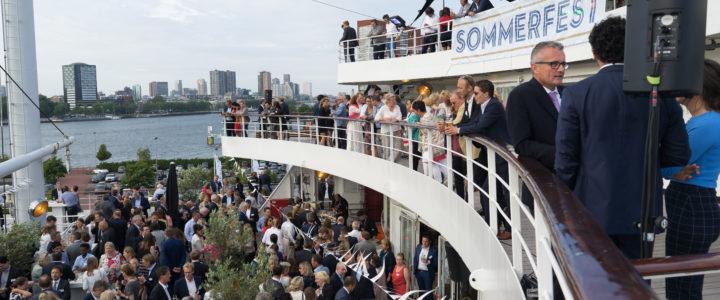 Sommerfest der Deutsch-Niederländischen Handelskammer