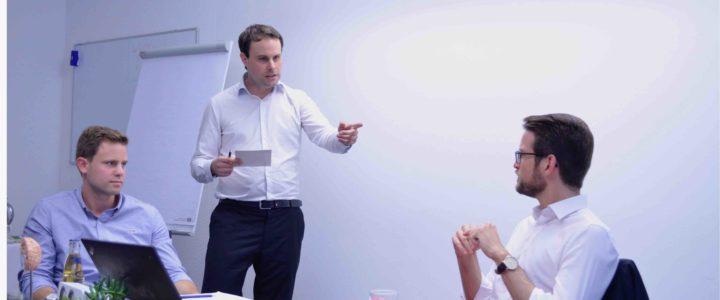 Verhandlungtraining mit David Reinhaus