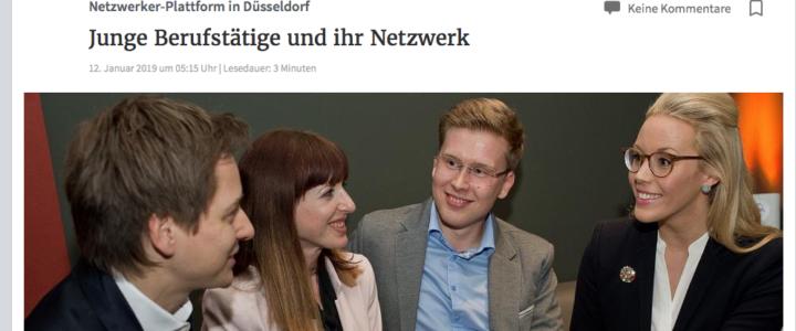 Medienbericht in der Rheinischen Post